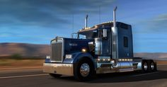 The W900 is here! Should automatically download if you have ATS in your Steam Library already!