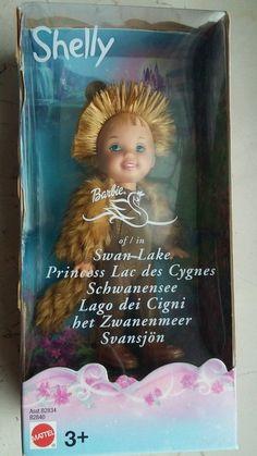 Mattel Barbie Schwanensee swan lake Shelly in Spielzeug, Puppen & Zubehör, Mode-, Spielpuppen & Zubehör | eBay!