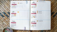 There is no limit on how to personalize and beautify your own Bullet Journal.