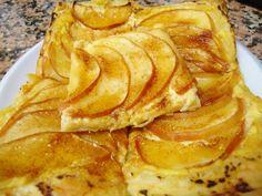 Tarta de mere cu crema de lamaie recipe