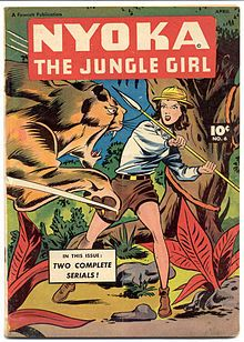 The Television Crossover Universe: Jungle Girls
