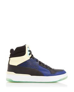 PUMA x McQ High Top Sneakers - Brace Femme | Bloomingdale's