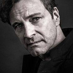 Colin Firth   Happy Birthday   photo by Andy Gotts   via facebook.com