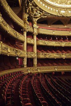 The theatre....