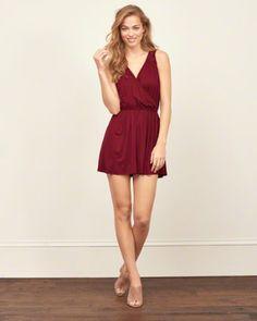 Womens Dresses & Rompers New Arrivals | Abercrombie.com
