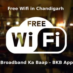 BKB provides free Internet for our users. They can Enjoy free and fast Internet at all time. so use BKB Free Wifi Internet in Chandigarh.