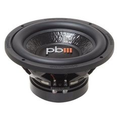 """Powerbass M104 10-Inch Single 4 Ohm Subwoofer by Powerbass. $76.43. PowerBass's L Series Coaxial  L-6903x Speakers are engineered for today's progressive music. The L-6903x 6x9"""" 3-way coaxial speakers will bring your music to life. The second generation Z2 (Titanium coated Zirconium injected poly cone) is lightweight , yet is capable of providing amazing low and tight bass. A low profile 0.75"""" aluminum hard dome tweeter delivers high end sizzle, while PowerBase's pr..."""