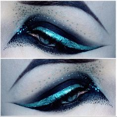 Ida Elina, working in Helsinki, Finland (now in London), loves pushing the boundaries when it comes to colors and shapes... Read more: http://blog.furlesscosmetics.com/ida-elina/