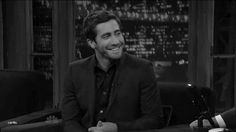 When he giggled so sweetly that it made your insides melt:   17 Times Jake Gyllenhaal Was So Perfect It Was Actually Painful