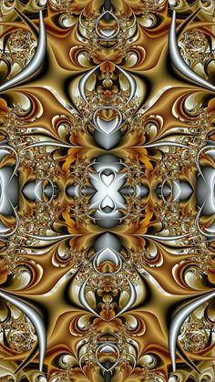 Photo Background Images, Photo Backgrounds, Wallpaper Backgrounds, Wallpapers, Iphone Wallpaper Fall, Geometry Art, Skull Art, Fractal Art, Cgi