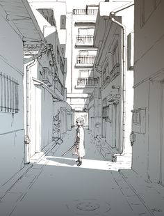 Homura did nothing wrong Perspective Drawing Lessons, Perspective Art, Perspective Photography, Family Photography, Storyboard, Manga Art, Manga Drawing, Anime Art, Art Sketches