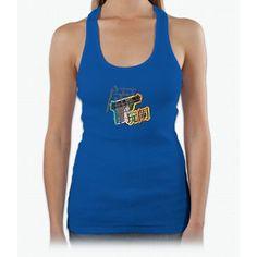 Troublemaker - Firefly (Jayne T-Shirt) Womens Tank Top