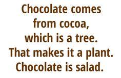 Healthy :)