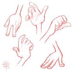 Hand sketches by Luigi Lucarelli