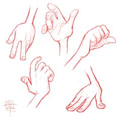 Hand sketches by Luigi Lucarelli