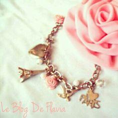 #pink #rose #paris #leblogdeflavia