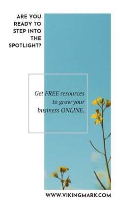 Is it time to shape up your business and grow online? We have created FREE resources to boost your online marketing. You can get strategic planners, marketing templates, guides to define your target audience, and much more!   Join our productivity party at www.vikingmark.com/resources Target Audience, Growing Your Business, Productivity, Online Marketing, Planners, Online Business, Join, Shape, Templates