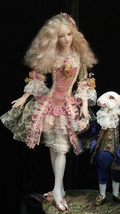 Fairy Dolls, Bjd Dolls, Doll Toys, Barbie Dolls, Dollhouse Dolls, Miniature Dolls, Mode Lolita, Realistic Dolls, Custom Dolls