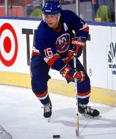 Pat LaFontaine, New York Islanders