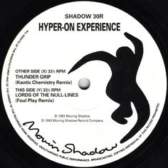 "Hyper-On Experience* - ""The Remixes"" By Kaotic Chemistry & Foul Play (Vinyl) at Discogs"
