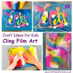 Love this! Simple, sensory, fun!!