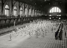 Anchors Aweigh: 1917