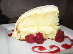 Limoncello Creme Cake