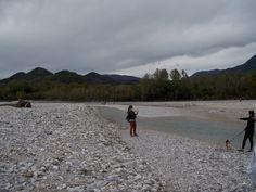 Il Tagliamento ci da' il benvenuto a Ragogna: http://www.ragognalive.it/site/scoprire-ragogna/fiume-tagliamento/
