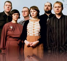 CAMERA OBSCURA scottish music is always very nice in a clowdy weather! It just fits