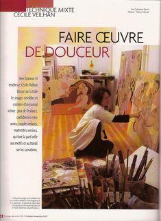 Cecile Veilhan   Cécile VEILHAN, peintre