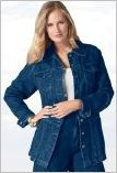 First copy the link (Amazon Roamans Plus Size Long Jean Jacket) then click the item above. Past the link in the web Search box, for more information.