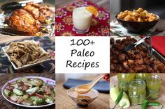 100+ Paleo Recipes| Barefeet In The Kitchen