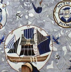 Lost at Sea Blue, Alexander Henry