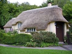 Ivy's Cottage Selworthy  Somerset  England.  It was my holiday home for a while. Rented from the National Trust. So lovely!!