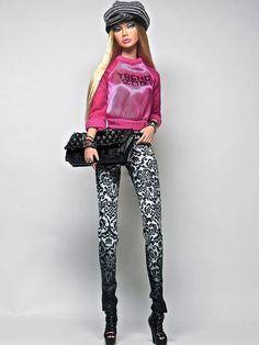 Trend Setter | The Model scene/ Poppy Parker/ Groovy Galore/… | Flickr