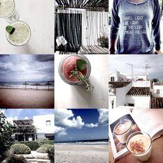 A Flashpacker's Life im Oktober...Meer, Yoga & Smoothies – das waren die bestimmenden Elemente meines Oktobers. Der Monat, mit dem ich den Sommer verlängere!  http://www.follow-your-trolley.com/a-flashpackers-life-im-oktober-yogareise-meer-smoothies-algarve-mallorca/  #ocean #summer #october #travel #smoothies