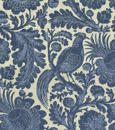 Wavery Sun N'Shade Tucker Resist / Chambray: outdoor fabric: home decor fabric: fabric: Shop | Joann.com