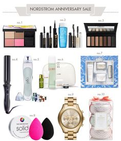 Nordstrom-Anniversary-Sale Best Beauty Products