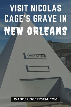 Nicolas Cage Grave, Lalaurie Mansion, St Louis No, scariest place in new orleans, haunted places new orleans, most haunted place in new orleans, new orleans spooky, real haunted houses in new orleans, ghosts of new orleans, voodoo in New Orleans, haunted hotel in New Orleans, Vampires in New Orleans, Casket Girls in New Orleans, new orleans ghost sightings, scary things to do in new orleans, spooky New Orleans, dark things to do in New Orleans #NewOrleans #Spooky #haunted #thingstodo…