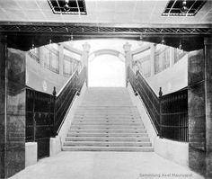 U-Bahnhof Kaiserhof ca 1924