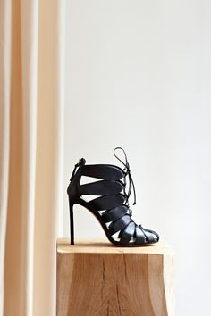 New to the shoe salon, Francesco Russo. 212 872 8947