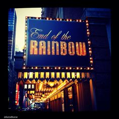 April 12: Broadway, End of the Rainbow with Tracie Bennett