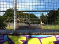Glebe Mini Ramp (Sydney, NSW Australia) #skatepark #skate #skateboarding #skatinit