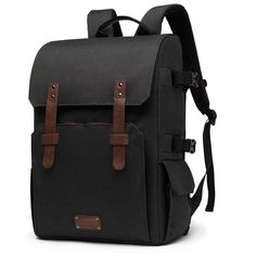 DSLR Backpack Canon Nikon Sony Camera Case with Rain Cover & Tripod Mount Fits for inch Laptop Camera Nikon, Camera Case, Dslr Cameras, Camera Rig, Camera Straps, Film Camera, Bridge Camera, Best Camera Backpack, Cute Camera Bag