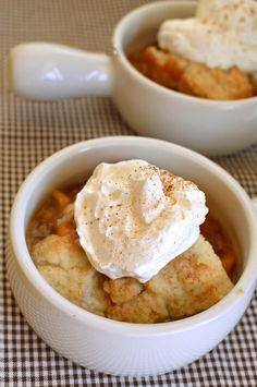Sweet Peach  Cobbler on MyRecipeMagic.com #peach #cobbler