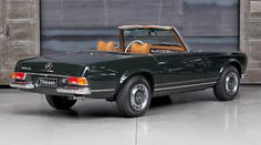 Mercedes-Benz SL 'Pagoda' | The Big Picture