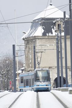 Tramway Grenoble France