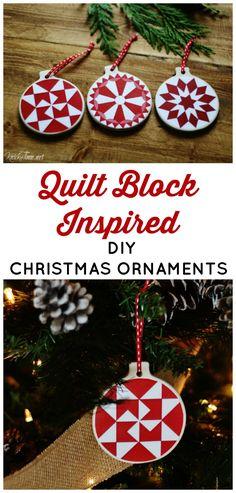 Mini Christmas Tree Quilt Ornament Tutoial | Christmas tree quilt ... : quilted ornaments to make - Adamdwight.com