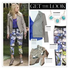 """""""Get The Look: Hanna Marin #3"""" by fran-tasy ❤ liked on Polyvore featuring Jeffrey Campbell, Emilio Pucci, Aéropostale, Maje, BoConcept, women's clothing, women, female, woman and misses"""