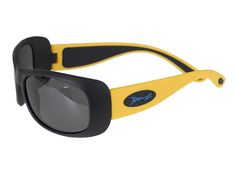 3a0e4471891fb Banz Flexers Yellow   Black. UV Protective eyewear for ages 4 - 10 years